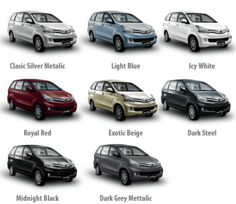 Xenia R Sporty  - Mobil keluarga ini memiliki 11 varian Daihatsu Great New Xenia  - Pilihan lain, Xenia bermesin 1.000 cc  - Dengan mengusung harga mobil 205,8 juta, Daihatsu Xenia R Sporty 1.3 A/T merupakan Varian yang paling mahal.