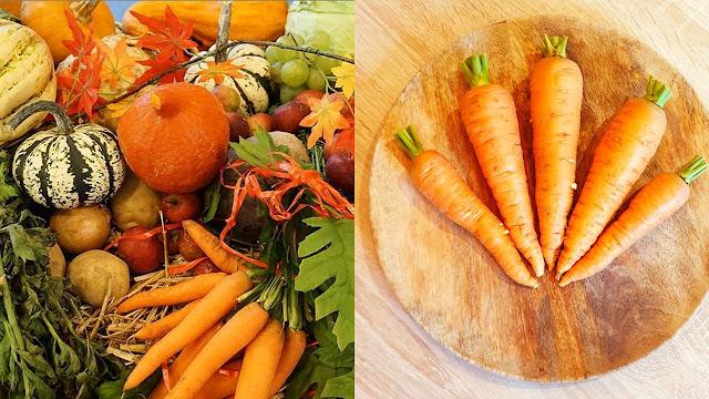 Octobre : voici la liste des légumes actuellement disponibles