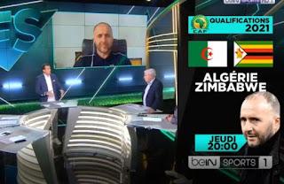 زيمبابوي الجزائر موعد اللقاء و القنواة الناقلة تصفيات كاس افريقيا 2021