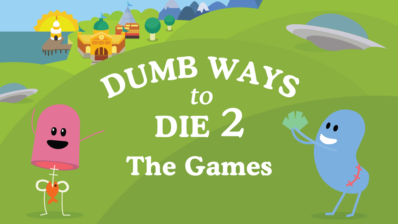 Dumb Ways İle Ölmek 3 - Dumb Ways To Die 3