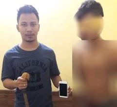 Dua Pelaku Pemerasan Disertai Pengancaman Dibekuk Jajaran Polres Juwana