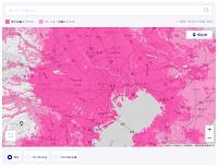 地図は真っ赤ですが…