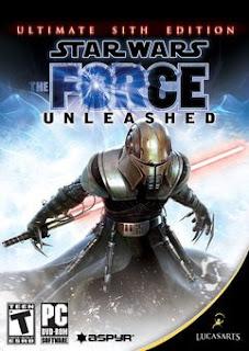 โหลดเกม PC Star Wars Force Unleashed Ultimate