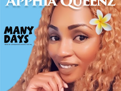 DOWNLOAD MP3: Apphia Queenz - Many days | @apphia_queenz