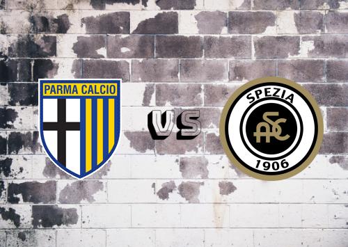 Parma vs Spezia  Resumen