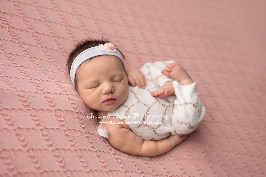 Eugene, Oregon newborn photographer