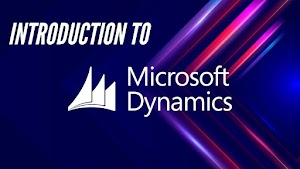 Introduction to Microsoft Dynamics 365 CRM
