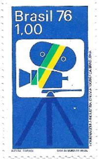 Selo Homenagem à Indústria Cinematográfica Brasileira