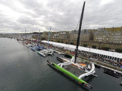 La Route du Rhum 2018, départ le 4 novembre à Saint Malo