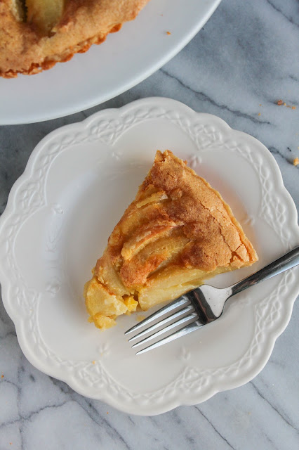 Apple Browned Butter Tart | The Chef Next Door