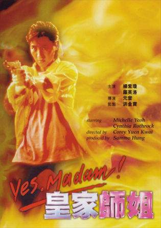 Yes Madam 1985 BluRay Hindi Dubbed 300MB Dual Audio 480p Watch Online Full Movie Download bolly4u