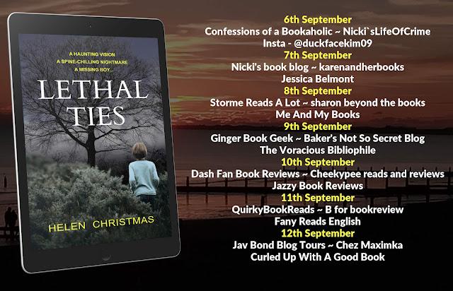 psychological thriller set in Bognor Regis