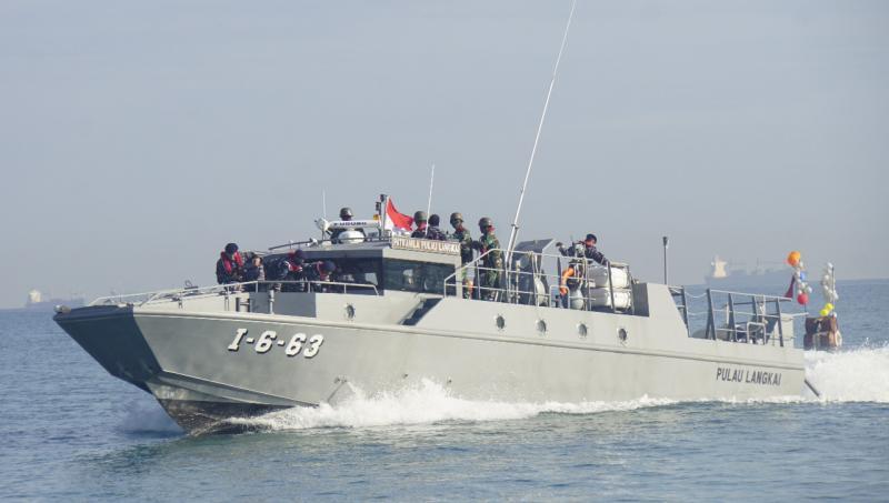 Masuk Perairan Indonesia, Kapal China Kabur Diusir TNI