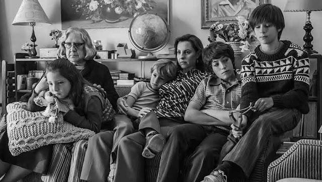 أفلام يتوقع الجمهور والنقاد منافستها على جوائز الأوسكار 2019 فيلم Roma