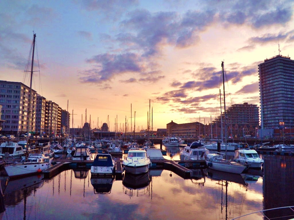 10 Best Places to Holiday in Belgium (100+ Photos) | Oostende, Belgium.