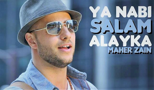 Maher Zain - Ya Nabi Salam Alayka (Turkish - Türkçe) | Official Lyrics