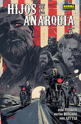 Hijos de la Anarquía, adaptación al cómic de la serie televisiva.