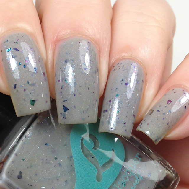 Bluebird Lacquer-Snow Matter What I'll Be There