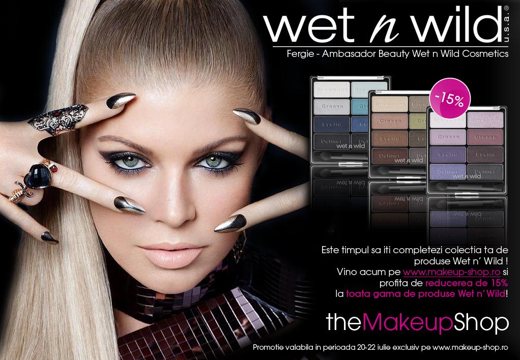 Wet n wild makeup