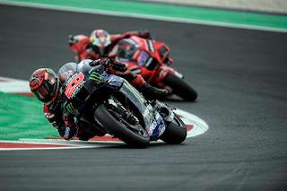 Arti Overtake di MotoGP, Salah Satu Yang Dinantikan !!!