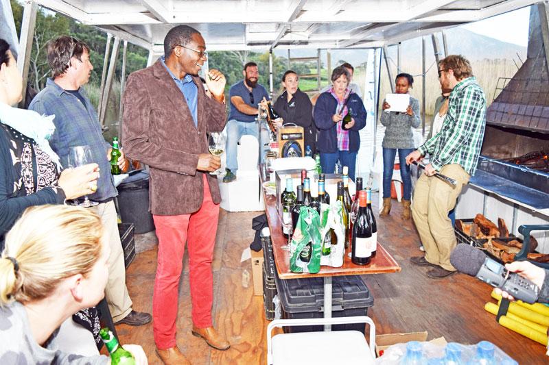 DSC 5313785 Stanford Wine Route Launch: Don Gelato, African Queen