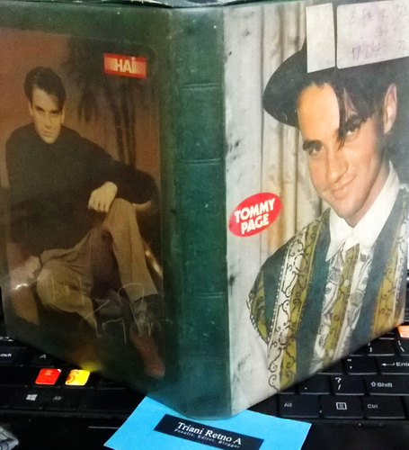 Good bye Tommy Page