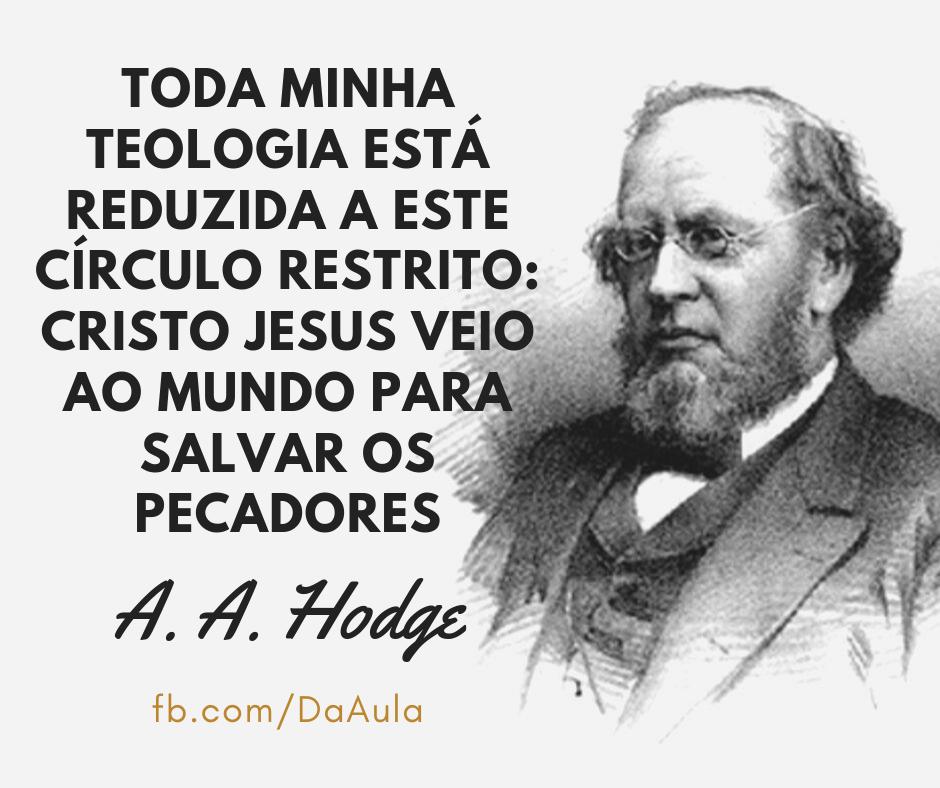 A. A. Hodge