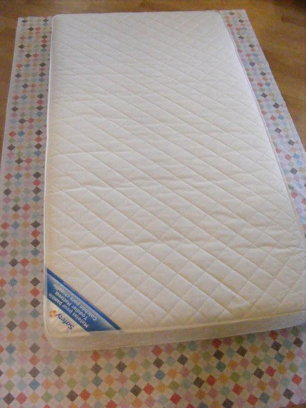 {Tutorial} Easy DIY Crib Sheets