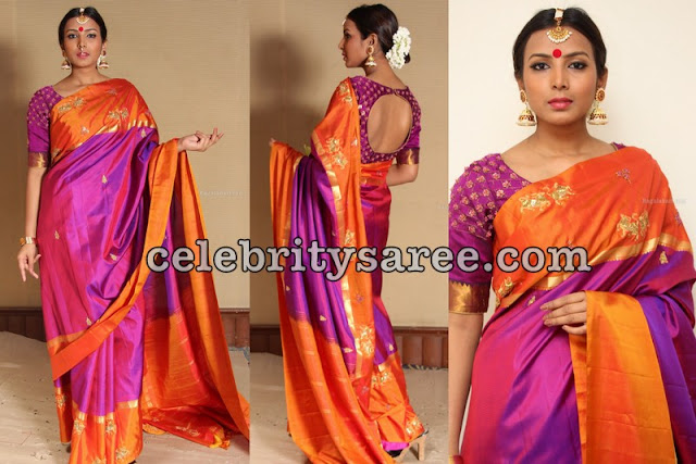 Priya Kumari Bridal Silk Saree