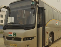 Delhi-Lahore Bus Service Cancelled