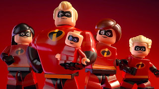 Lego The Incredibles PS4 Wallpaper