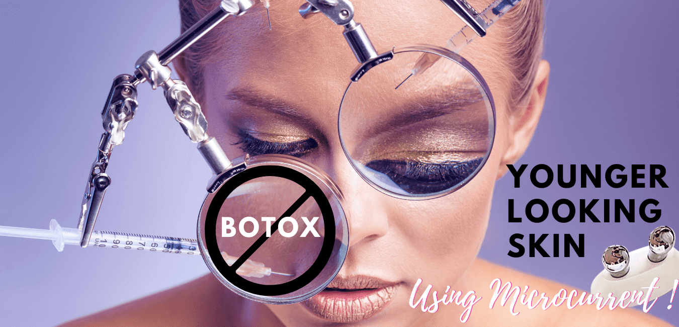 Microcurrent A Natural Botox Alternative By Barbies Beauty Bits
