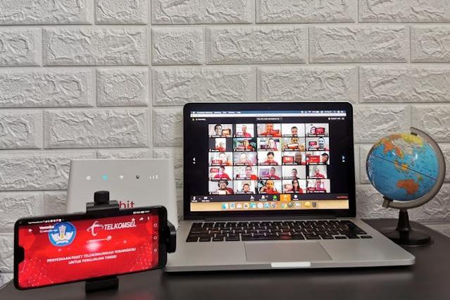 Cara Cek Kuota Internet Gratis Dari Kemendikbud Telkomsel, XL, Indosat, Smartfren dan Tri