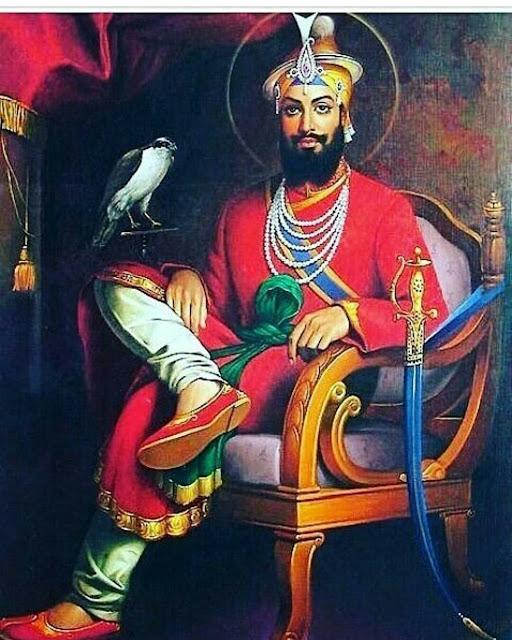 Guru Gobind Singh ji Images