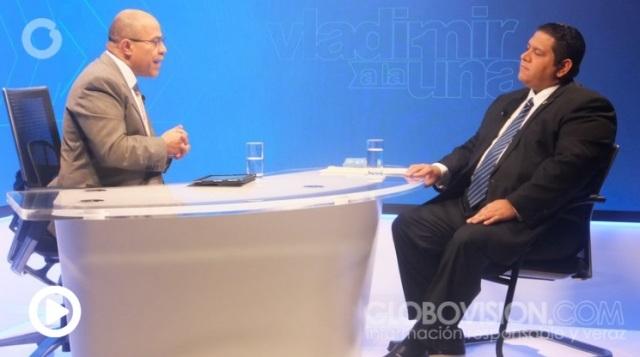 Luis Emilio Rondón: Tengo la expectativa de que el calendario electoral se cumpla
