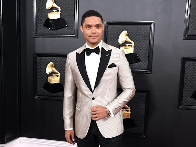 Trevor Noah to host 2021 Grammy Awards