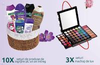 Castiga produse cosmetice pentru 1 an intreg - cosmetice - concurs - palmolive - castiga.net