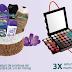 Castiga produse cosmetice pentru 1 an intreg