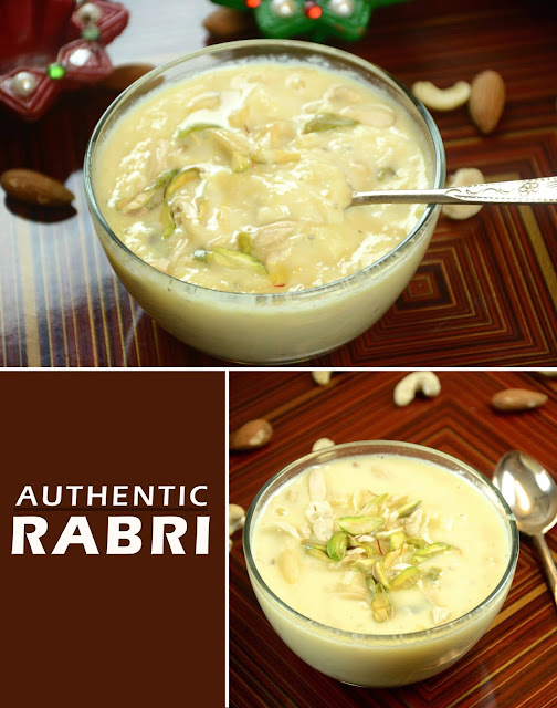 rabri recipe khurchan rabri