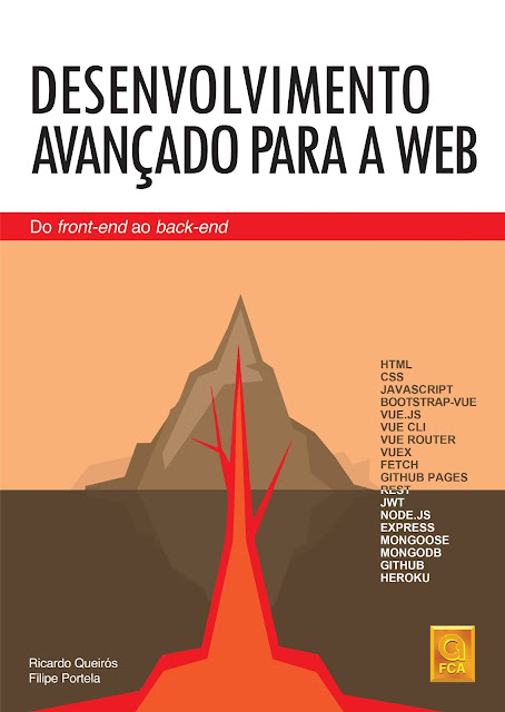 """FCA apresenta """"Desenvolvimento avançado para a Web - Do Front-End ao Back-End"""""""