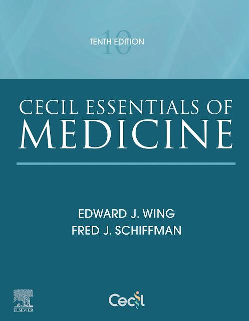 Cecil Essentials of Medicine 10th edition