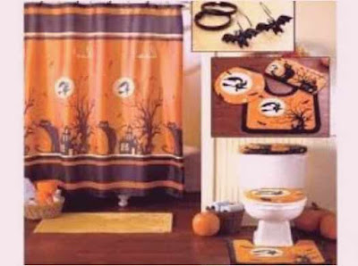Bathroom Decorating Ideas For Halloween