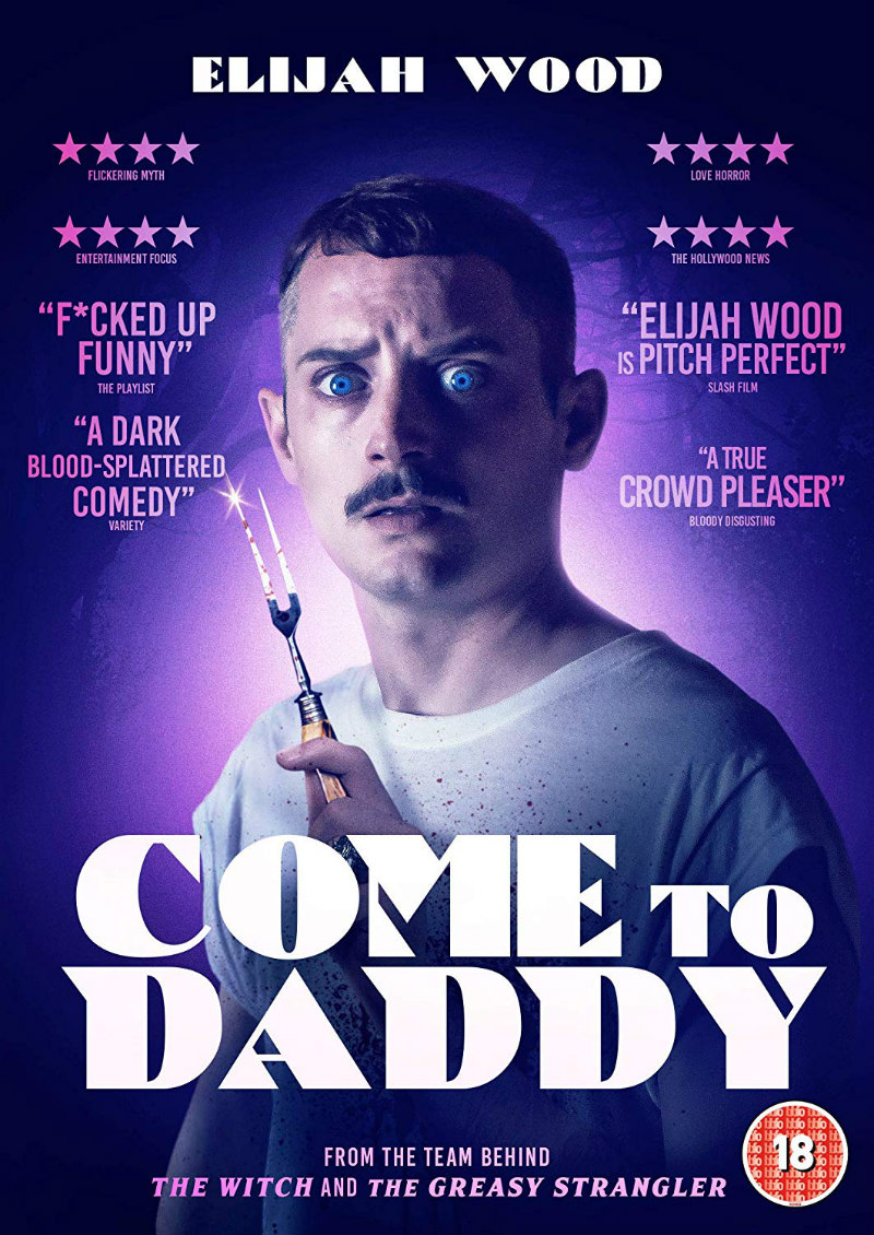 come to daddy dvd