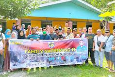 Family Gathering Kedua KNPI Medan Area, Memupuk Kebersamaan Sesama Pengurus