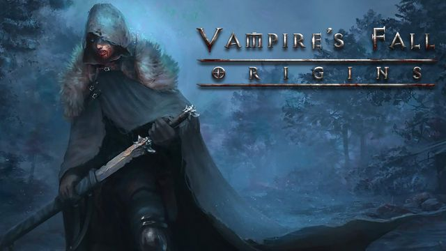 Vampire's Fall: Origins v1.0 NSP XCI NSZ For Nintendo Switch