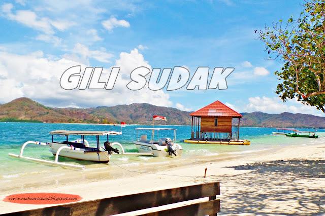 Lombok - Gili Sudak  | www.meheartseoul.blogspot.com