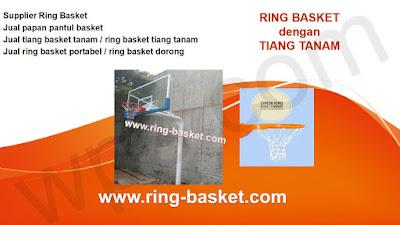 jual ring basket tiang tanam