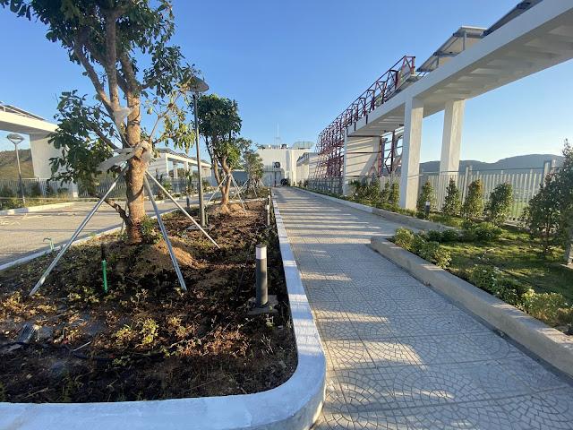 Vườn dạo bộ trên cao đầu tiên tại Quy Nhơn