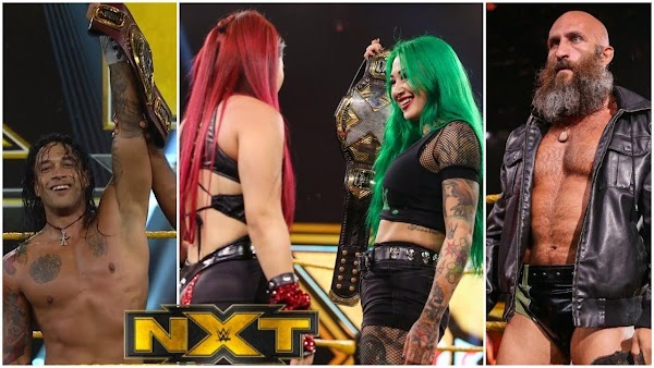 WWE NXT Results 09/16/2020 Full Show