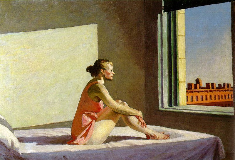 Morning - Edward Hopper